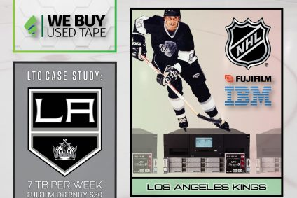 The Puck Stops Here: The Los Angeles Kings and LTO Tape