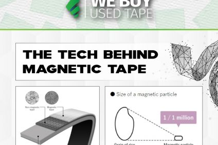 The Technology and Innovation That Keeps Magnetic Tape Alive