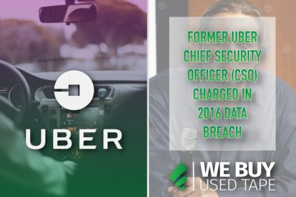 Former Uber CSO Charged in Data Breach