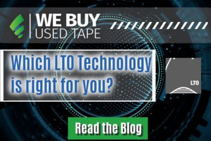 WHAT IS THE LATEST LTO TECHNOLOGY? WHICH ONE SHOULD I BUY?