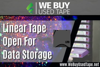 Linear Tape-Open for Data Storage