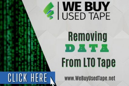 How and Why to Remove Data From LTO Tape