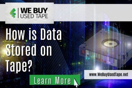 How is Data Stored on Tape?