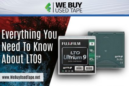 Everything you need to know about LTO-9
