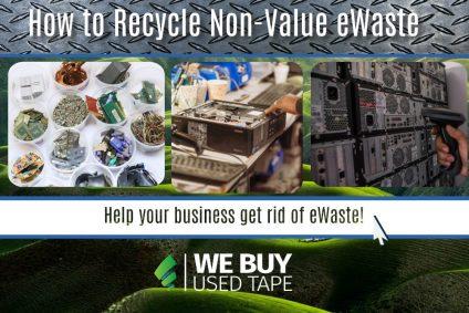 How to Recycle Non-Value eWaste